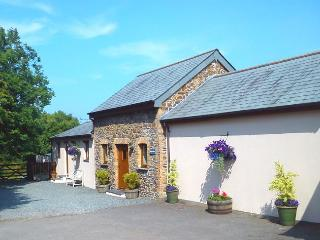 SQUBA Barn situated in Bude (4mls SE)