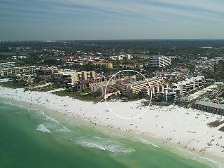 Siesta Key @ Crescent Beach -2 BR-Beachfront Condo