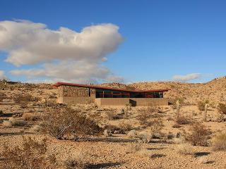 Modern Architectural Desert Retreat with Pool, Joshua Tree