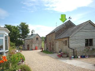 WHIIN Barn situated in Yelverton (1ml W)