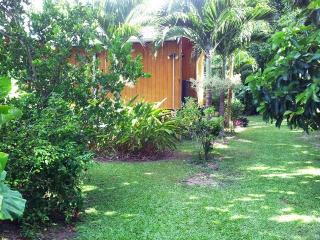 Villa Raro lush gardens.  Fresh fruit just off your door step!
