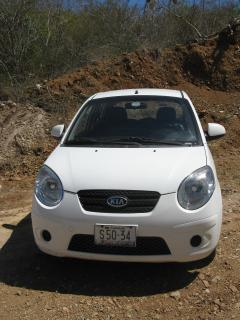 Kia Picanto for rent Us $ 37.50 per day all in