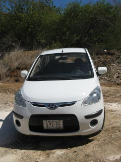 Hyundai I 10 for rent Us $ 37.50 per day all in