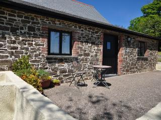 PWORK Barn situated in Bideford (9mls S)