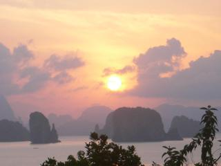 Ko Yao Sunrise, tropical villa with stunning view, Ko Yao Noi