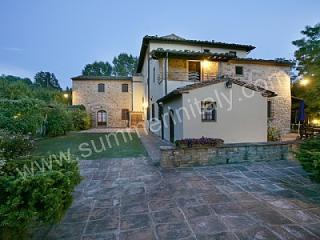 Villa Iva D, Montaione