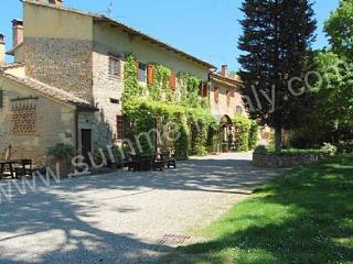 Villa Iva F, Montaione