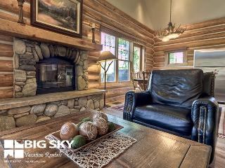 Big Sky Resort | Powder Ridge Cabin 4 Red Cloud