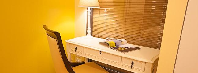 Study Desk in The Bedroom
