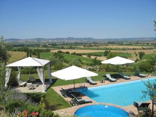 Villa I Girasoli, Cortona