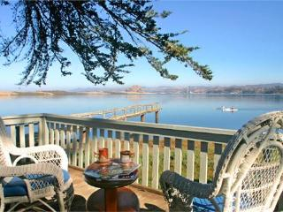 The Green Cottage — A Romantic Waterfront Cottage for Two on Morro Bay