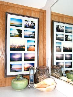 A 30-year collection of prize photos of the area surrounding the Cottage.