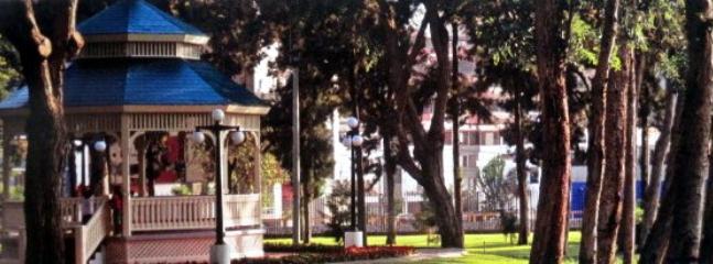 Parque Reducto ... minutes walking distance