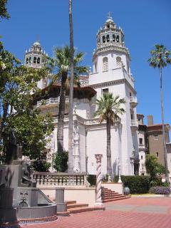 Nearby Hearst Castle is a fascinating National Historic Landmark, well worth a visit!