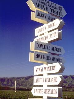 San Luis Obispo County has over 300 wineries. Come experience our award-winning local wines.