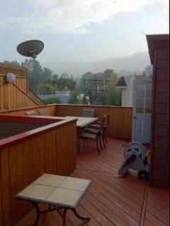 3rd floor Private Patio / Sun Deck