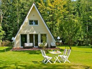5 ***** Ferienhaus im Pfälzerwald für 2 Personen