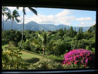 100% Renovated Luxury Condo w/Ocean/Mountain Views, Princeville