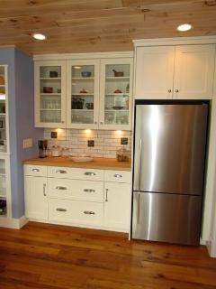 Kitchen - Bar Area