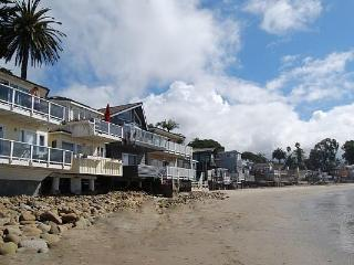 Bakers Beach Cottage at Miramar 2story ON THE SAND, Montecito