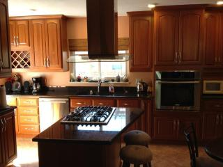 Dream Gourmet Kitchen, fully equipped