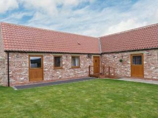 COOPER COTTAGE, barn conversion, with open plan living area, woodburner, walled garden, in Potto, near Stokesley, Ref 13983