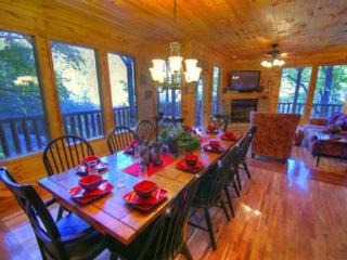 Room for family, friends, business, Gatlinburg