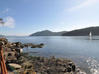 Deer Point Paradise on Orcas Island, Olga