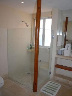 shower area