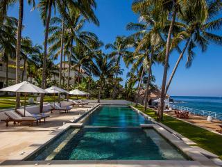 Contemporary-Colonial Style 3 Bedroom Villa Ocean View, Candidasa;
