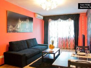 Great 1-bedroom Apartment in Sofia (sleeps 3), Sófia