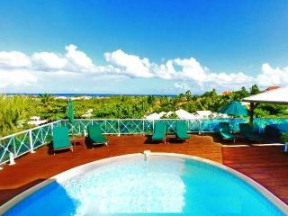 TINTAMARRE...* Green Cay Villas... lovely views, fresh breezes, comfortable, Orient Bay