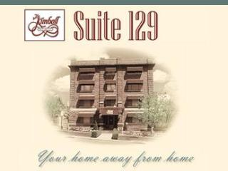 The Kimball Suite 129 - Salt Lake City Utah