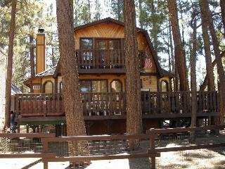 Pilot's Chalet in Big Bear - Close to the Lake