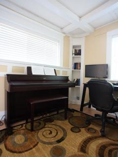 Newly added Roland Piano