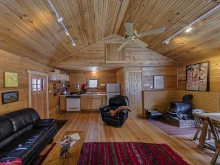Isolated Charming Knotty Pine Cottage on 575 Acre Preserve