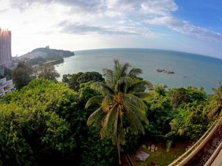 View from balcony, oversees Andaman Sea
