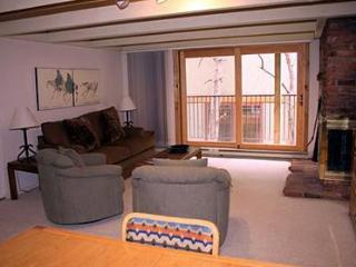 1 Bedroom/1 Bath Condo at Chateau Blanc- Unit 8, Aspen