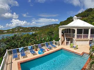 Calypso del Sol:  Views! Location! Charm! Comfort!, Cruz Bay
