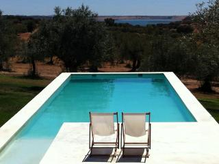 private country house Standing at Alqueva bay, Evora