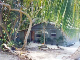 CAYMAN COTTAGE - on the 'Golden Mile' fabulous, sandy beach with great swimming!