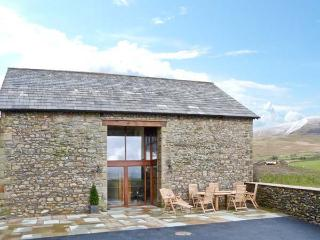 RIDDINGS BARN family-friendly, on a working farm, wonderful walks in Sedbergh Ref 20016