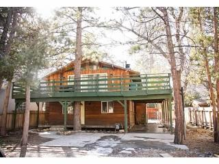 5BR 2BTH Big Bear Cabin - 10 min from Slopes, Sugarloaf