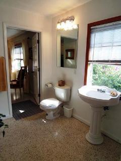 Bathroom ensuite with Master bedroom