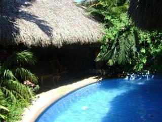 Casa Daniandra 4BRs 4 BA piscina, palapa, cocina, Sayulita