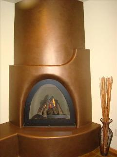 Romantic Fire Place