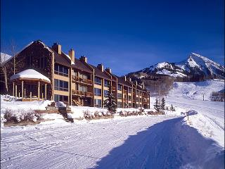 Great Year-Round Vacation Condo - On the Winter Shuttle Route (1264), Crested Butte