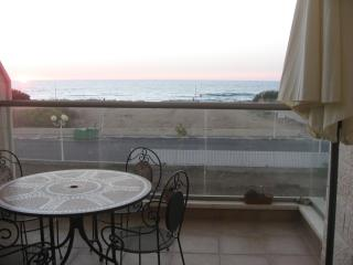 Nahariya Israel Seafront Apartment Vacation Rental
