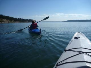 Complimentary access to Two Sea Kayaks and 12' Rowboat during Peak Months to Qualified Guests.