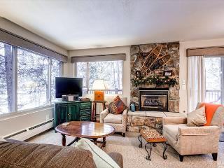 Timbernest Living Room Breckenridge Lodging